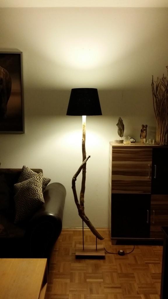 "Stehlampe ""Elegant"""